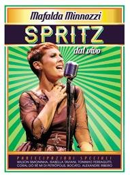 dvd Spritz dal Vivo - Mafalda Minnozzi